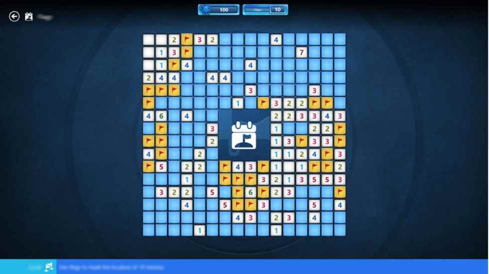 Minesweeper Game Image