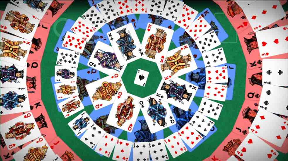 Solitaire Game Image