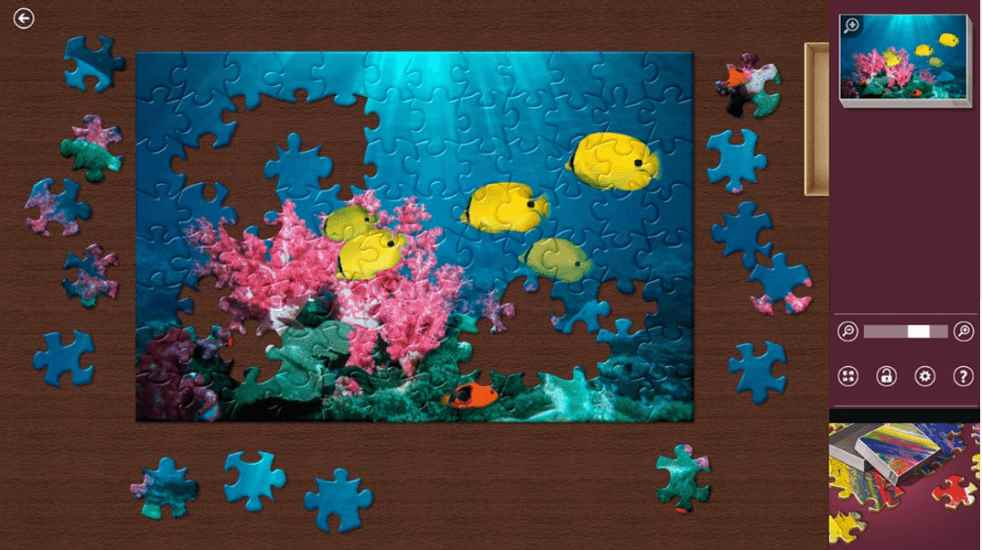 Jigsaw Game Image